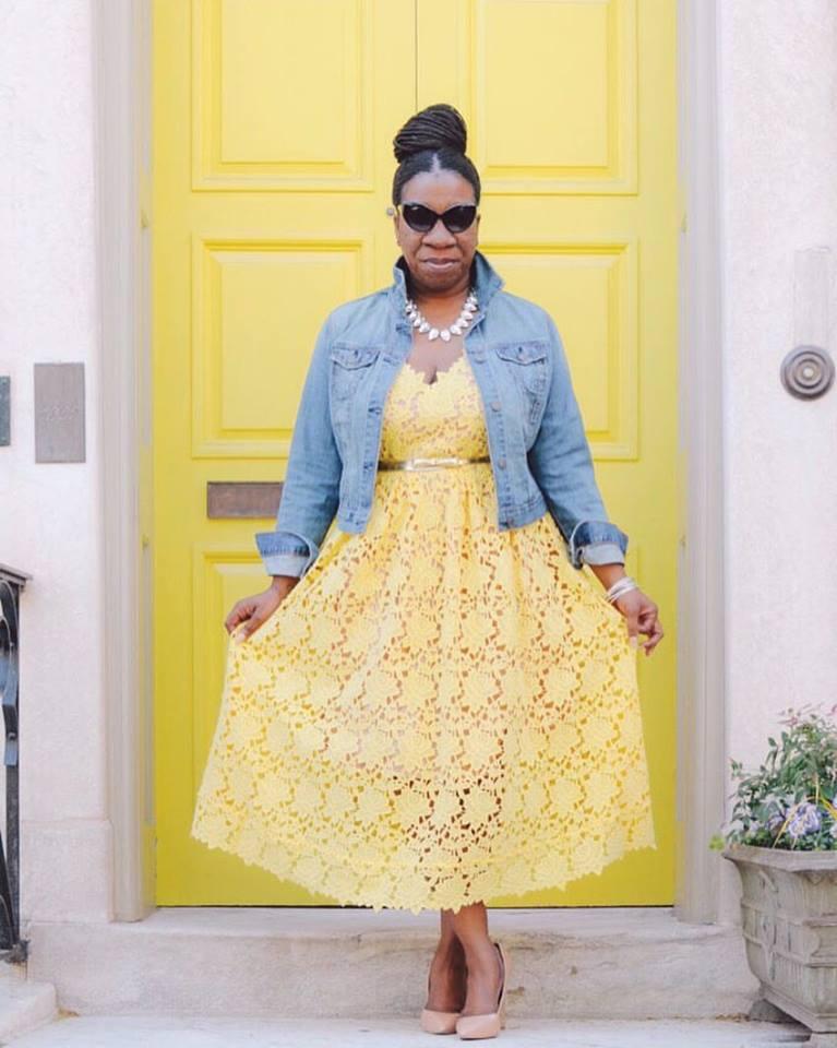 Life Styled HonoreeTarana Burke
