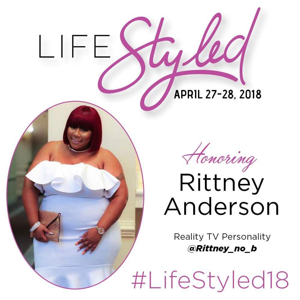 Life Styled Honoree Rittney Anderson