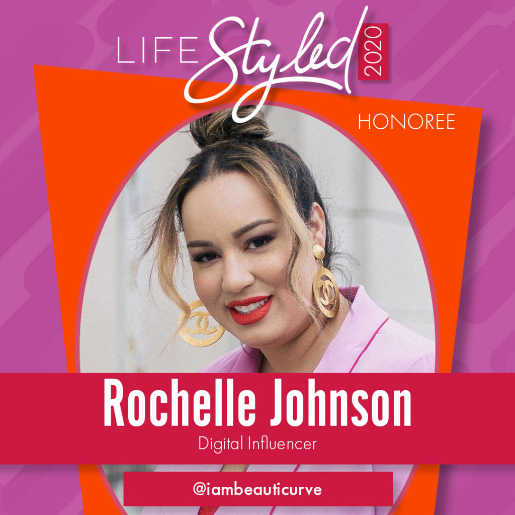 2020 Life Styled Honoree Rochelle Johnson
