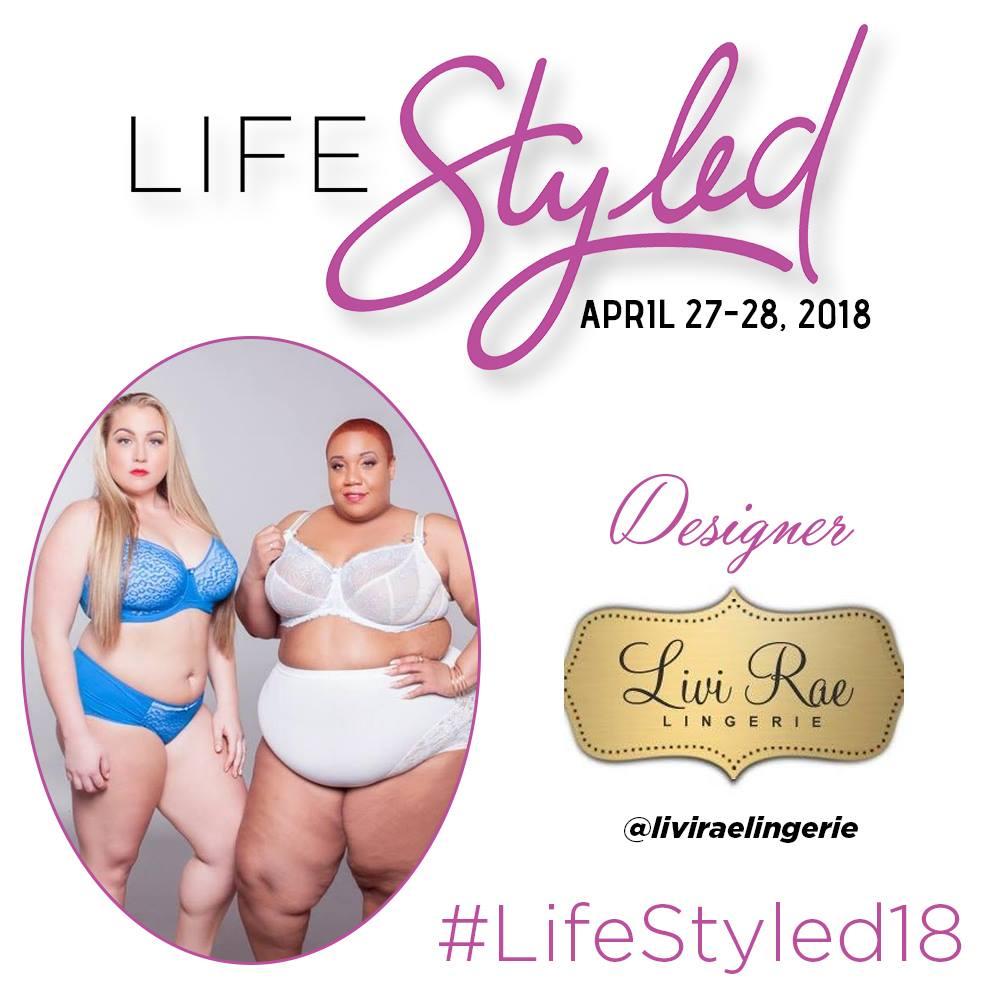 Life Styled Honors Sponsor LiviRae Lingerie