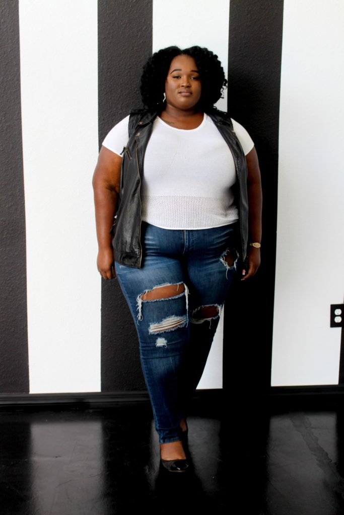 One Curvy Boutique Ambassador Brittany
