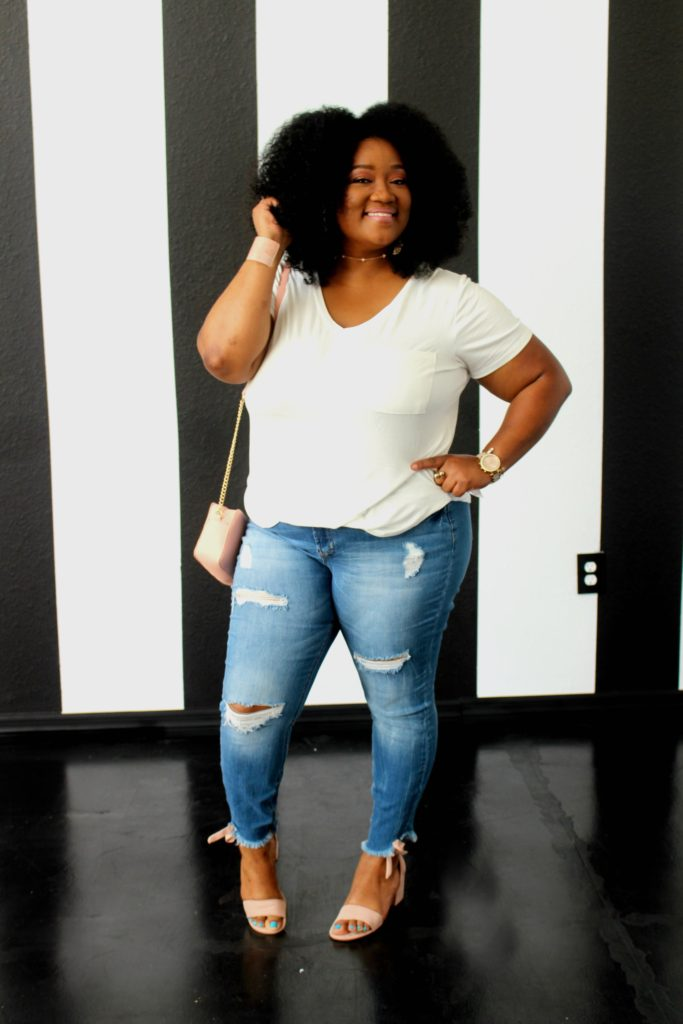 One Curvy Boutique Ambassador fatima