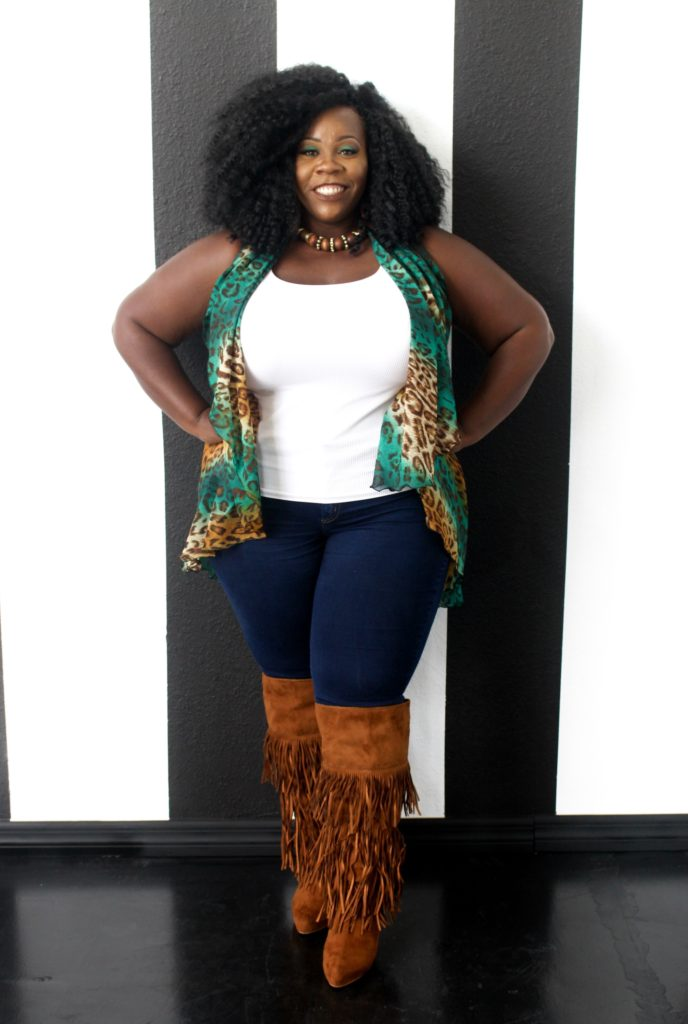 One Curvy Boutique Ambassador Stacy