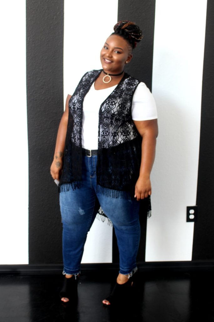 One Curvy Boutique Ambassador Sheandra