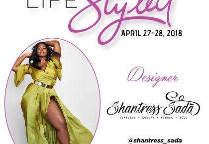 Life Styled Honors Welcomes Shantress Sada To The Runway