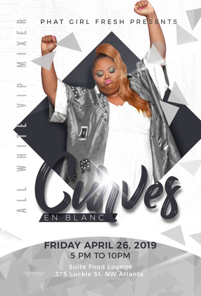 Curves En Blanc by PHAT Girl Fresh
