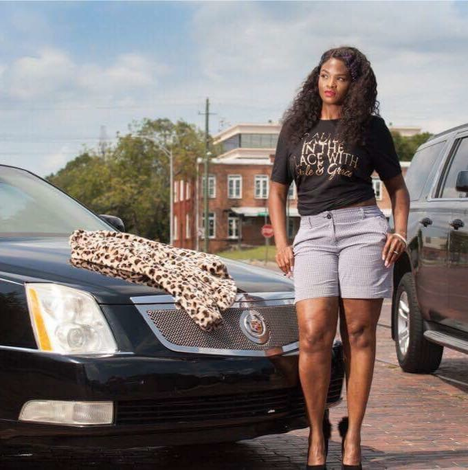 Life Styled Honors Model Tasha James