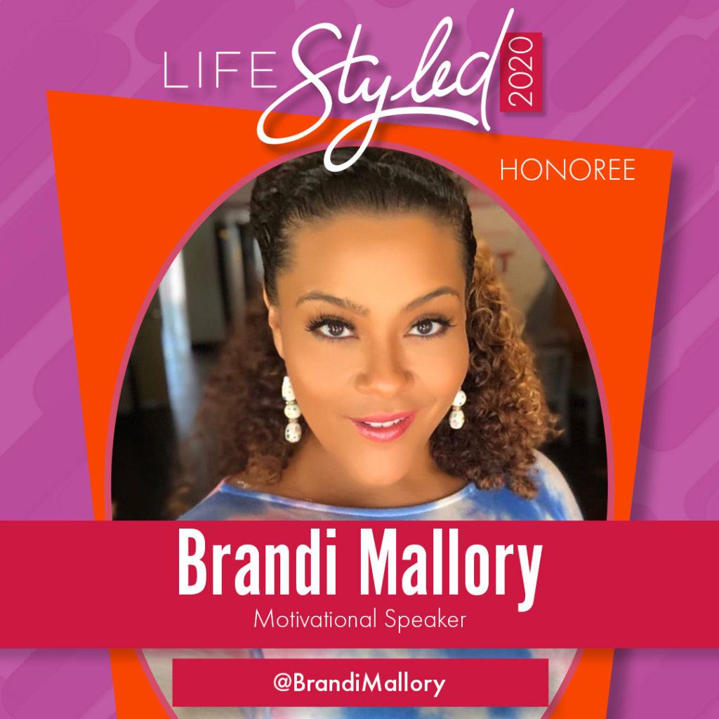 2020 Life Styled Honoree Brandi Mallory