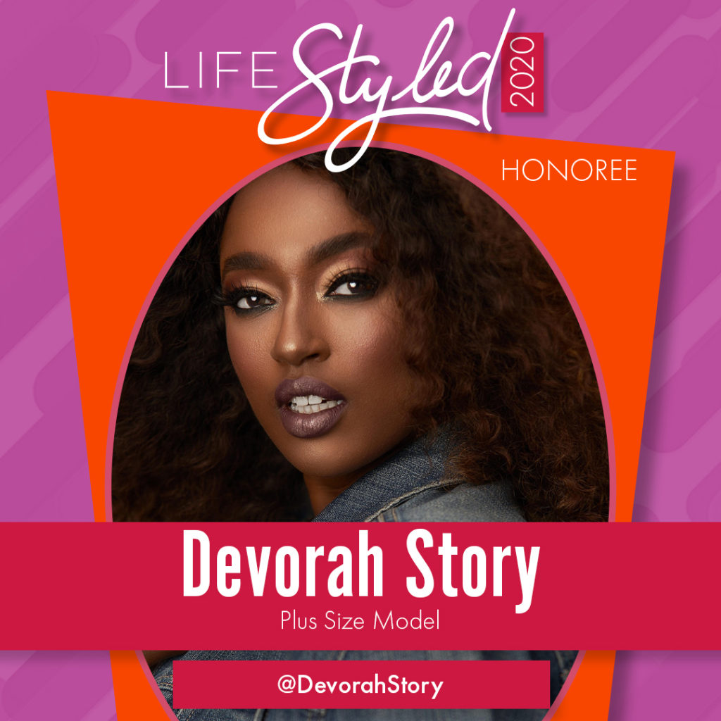 2020 Life Styled Honoree Devorah Story